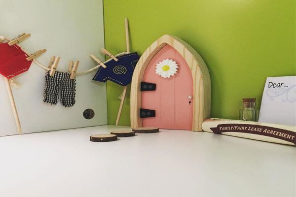 The irish fairy door company linked finance for The irish fairy door company facebook